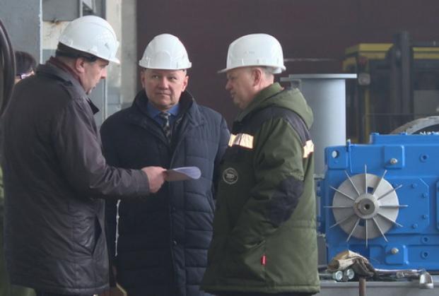 В ходе Дня информирования в Институте проблем ресурсосбережения с опытным производством 19 марта 2020 г.